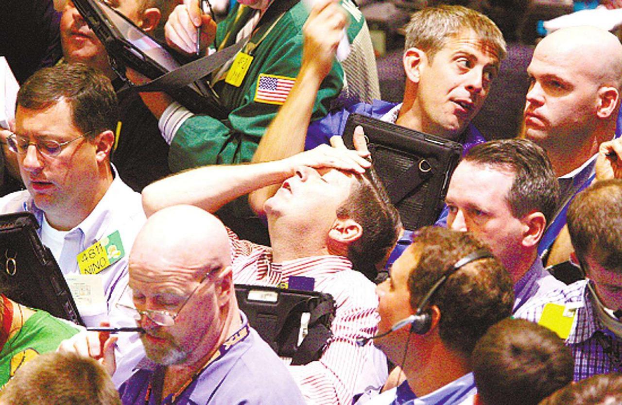 坤鹏论:经济危机该来总会来,既然你无法逃避,不如默默享受吧-自媒体|坤鹏论