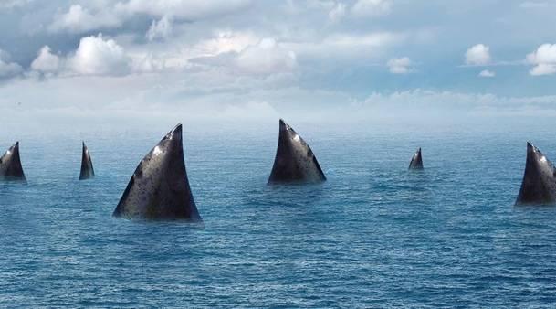 坤鹏论:水大鱼大 鲨鱼更大 十大手机厂商围攻小程序-自媒体|坤鹏论
