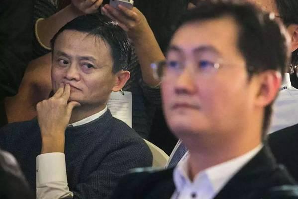 坤鹏论:马云马化腾的焦虑可能在于想停也停下来-自媒体|坤鹏论