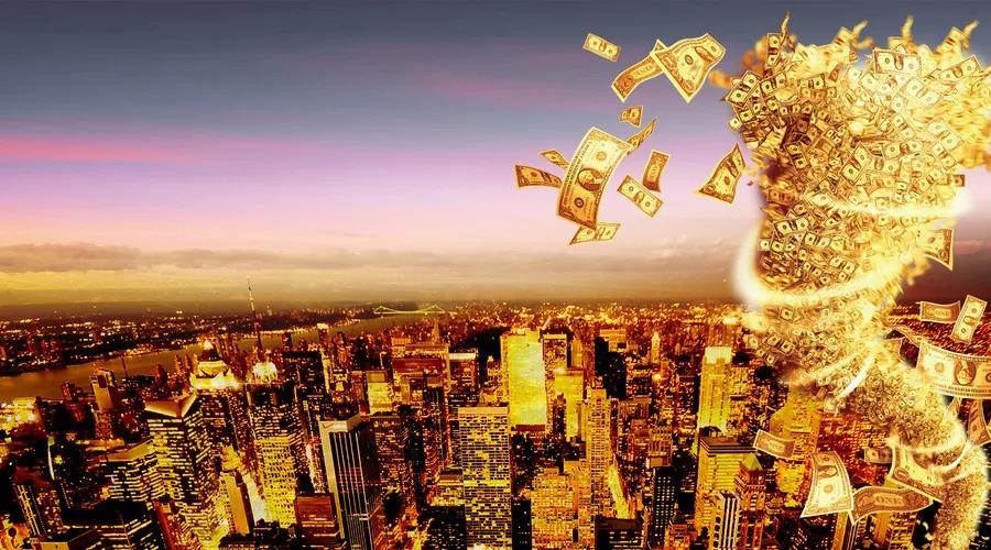 坤鹏论:面对经济危机,我等平民老百姓怎么办?-自媒体|坤鹏论